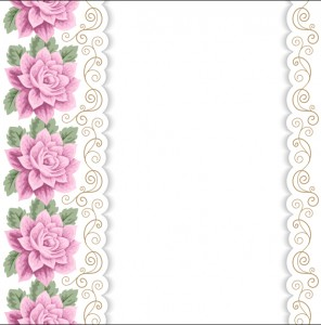 Wedding-invitation-card-with-flower-vintage-vector-01